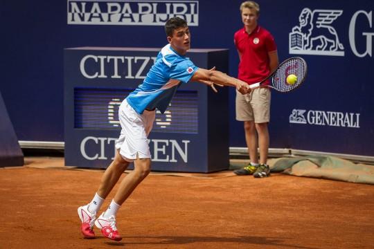 Alex Erler, Tennis Kitzbühel