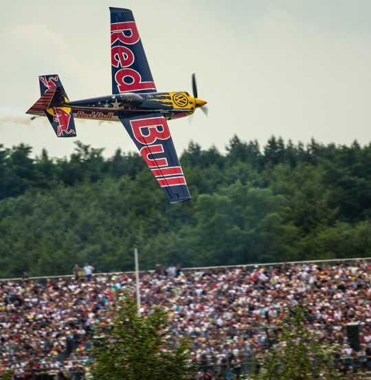 Red Bull Airrace Lausitzring 2010