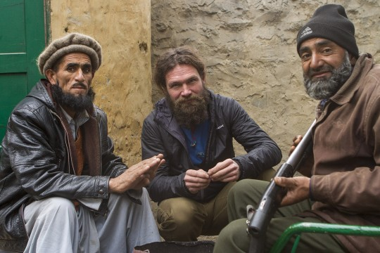 Der Alpinist in Pakistan