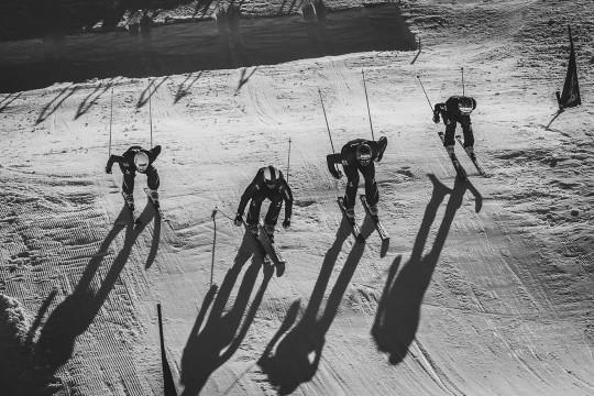 Skicross Wildschönau, Austria
